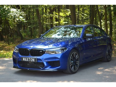 BMW F90 M5 MX Front Bumper Extension