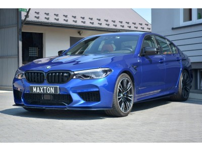 BMW F90 M5 Matrix Front Bumper Extension