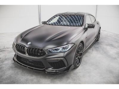 BMW F93 M8 Matrix Front Bumper Extension