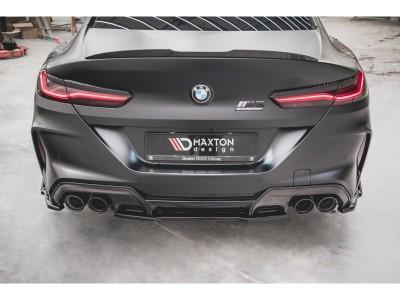 BMW F93 M8 Matrix Rear Bumper Extension