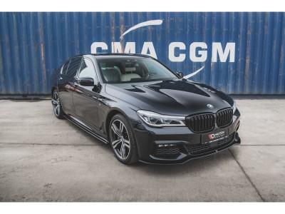 BMW G11 / G12 MX Front Bumper Extension