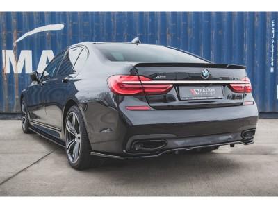 BMW G11 / G12 MX2 Rear Bumper Extension