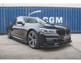 BMW G11 MX2 Front Bumper Extension