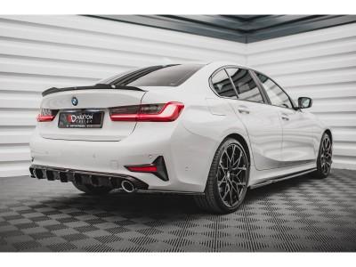 BMW G20 / G21 Matrix Rear Bumper Extension