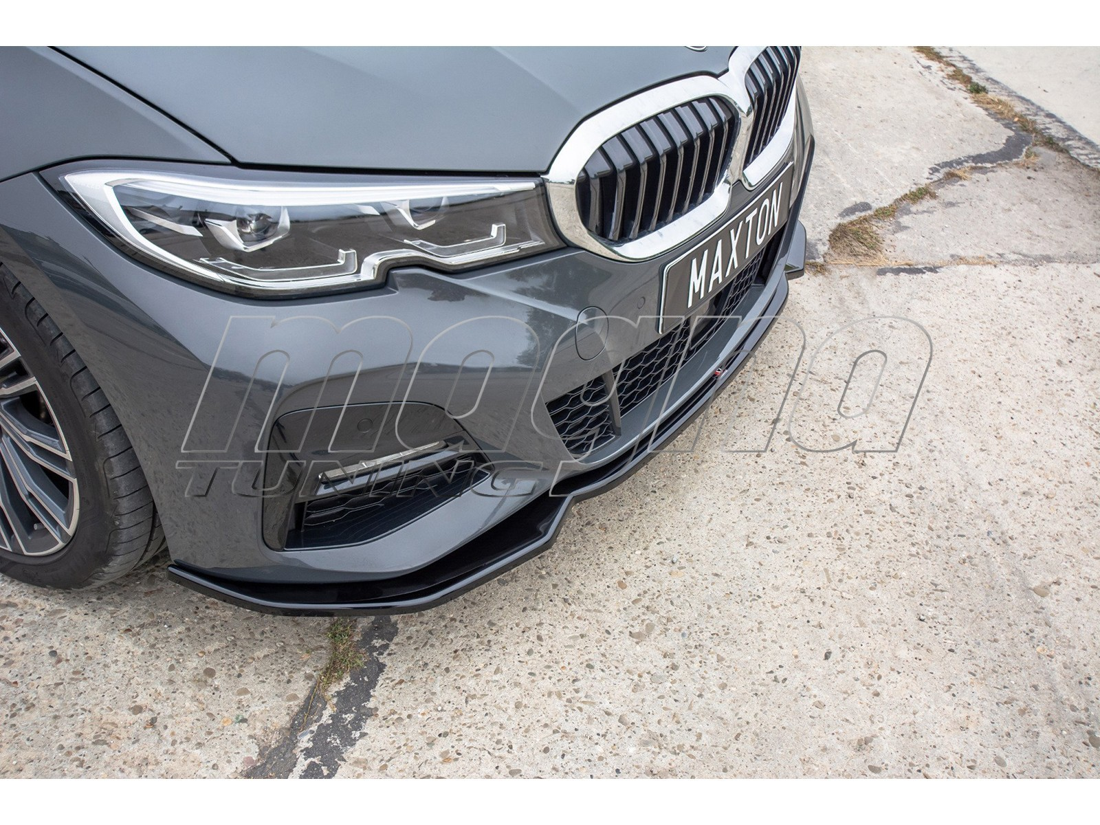 BMW G20 / G21 MX2 Front Bumper Extension