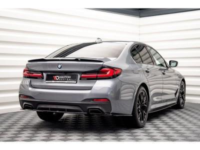 BMW G30 Matrix Rear Bumper Extension
