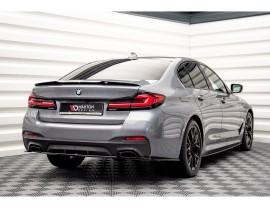 BMW G31 Extensie Bara Spate Matrix