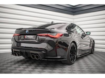 BMW G82 M4 MX Rear Bumper Extensions