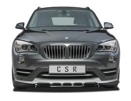 BMW X1 E84 CX Front Bumper Extension