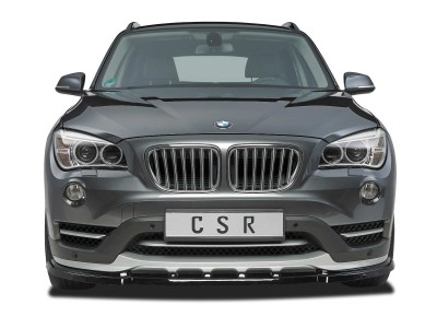 BMW X1 E84 CX Front Bumper Extension