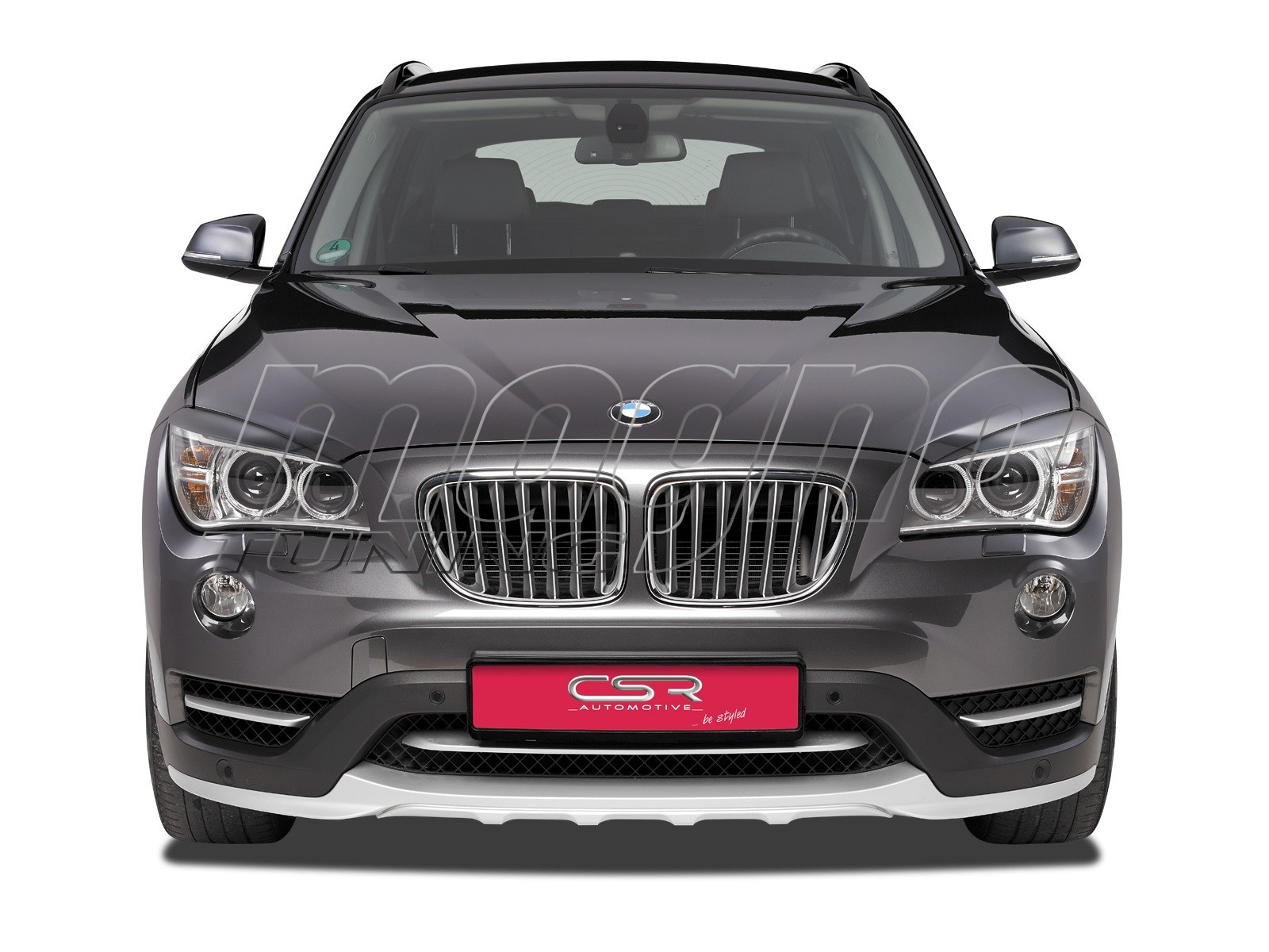 bmw x1 e84 facelift crono szemoldokok. Black Bedroom Furniture Sets. Home Design Ideas