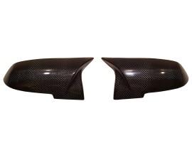 BMW X1 E84 M4-Look Carbon Fiber Mirror Covers