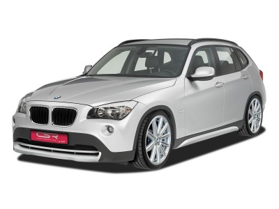 BMW X1 E84 NewLine Front Bumper Extension