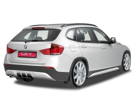 BMW X1 E84 NewLine Rear Bumper Extension