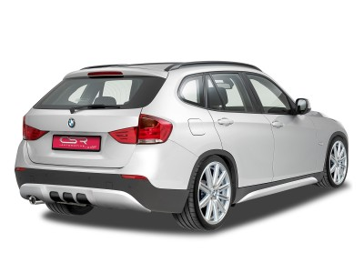 BMW X1 E84 NewLine Rear Bumper Extension
