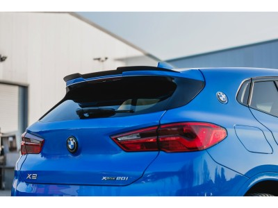 BMW X2 F39 MX Rear Wing Extension