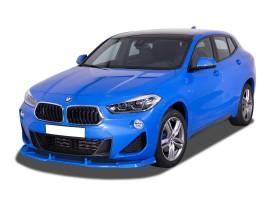 BMW X2 F39 Verus-X Front Bumper Extension
