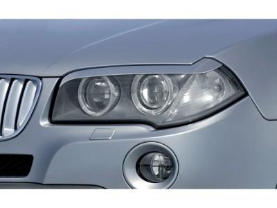 BMW X3 E83 RX Scheinwerferblenden