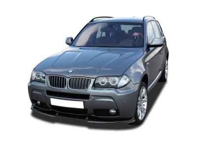 BMW X3 E83 Verus-X Front Bumper Extension