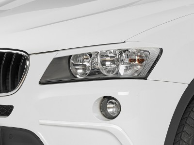 BMW X3 F25 CX Eyebrows