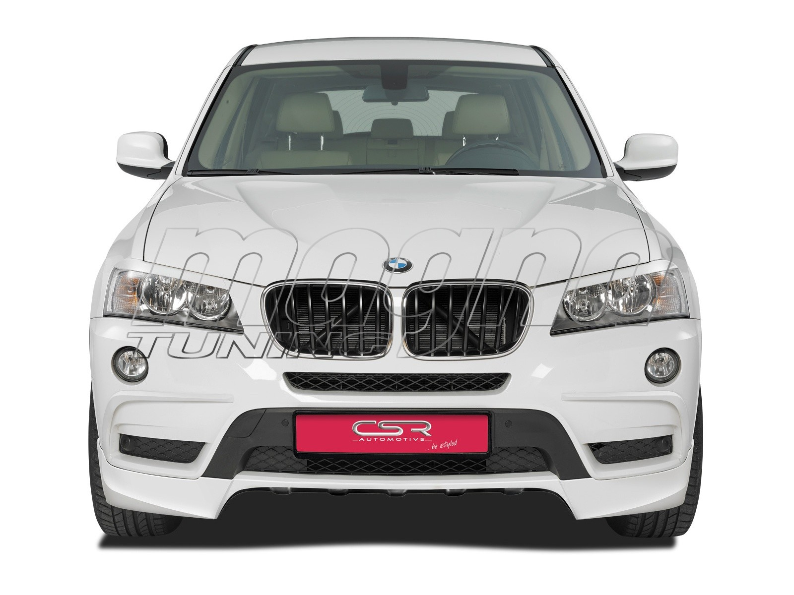 bmw x3 f25 cx front bumper extension. Black Bedroom Furniture Sets. Home Design Ideas