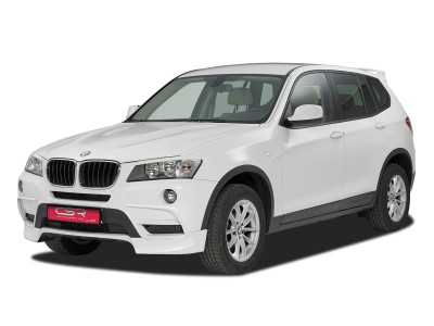 BMW X3 F25 CX Front Bumper Extension