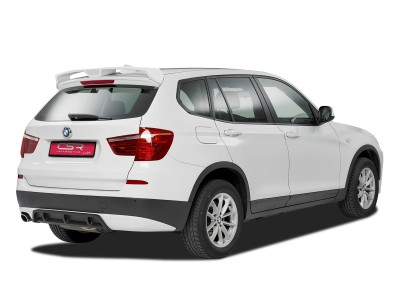 BMW X3 F25 CX Rear Bumper Extension