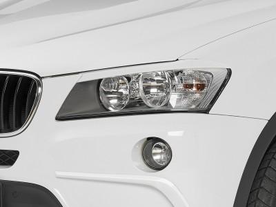 BMW X3 F25 CX Scheinwerferblenden
