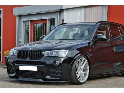 BMW X3 F25 Intenso Frontansatz