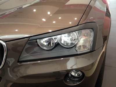 BMW X3 F25 Master Scheinwerferblenden