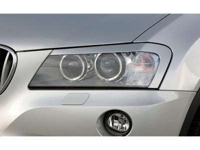 BMW X3 F25 R2 Scheinwerferblenden