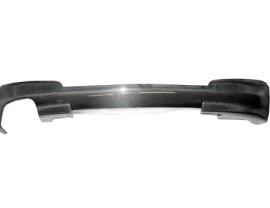 BMW X3 F25 Speed Carbon Fiber Rear Bumper Extension