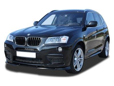 BMW X3 F25 Verus-X Front Bumper Extension