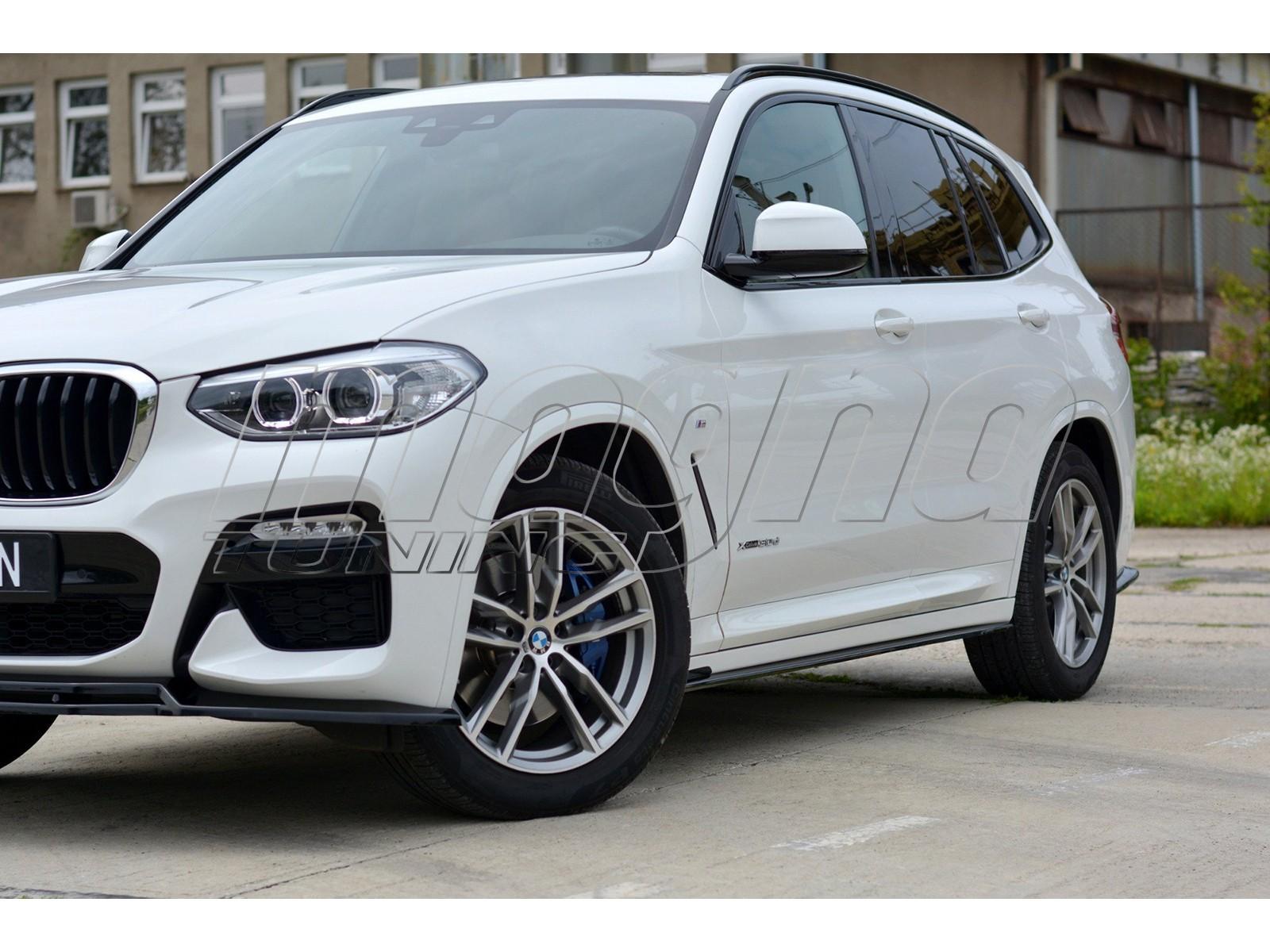 BMW X3 G01 MX Body Kit