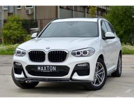 BMW X3 G01 MX Front Bumper Extension