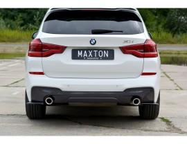 BMW X3 G01 MX Rear Bumper Extensions