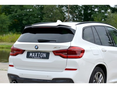 BMW X3 G01 MX Rear Wing Extension