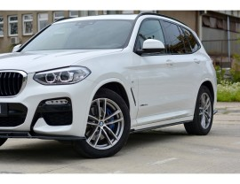 BMW X3 G01 MX Side Skirt Extensions