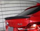 BMW X4 F26 Crono Carbon Fiber Rear Wing