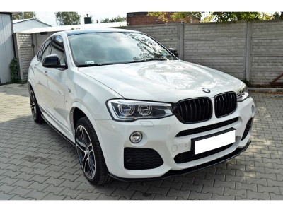 BMW X4 F26 MX Body Kit