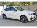 BMW X4 F26 MX Kuszobok