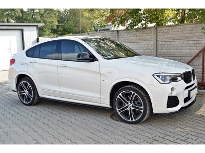 BMW X4 F26 MX Side Skirts