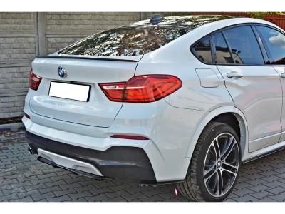 BMW X4 F26 MX2 Heckansatz