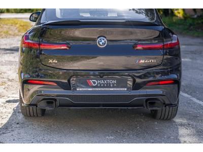 BMW X4 G02 MX Heckansatz