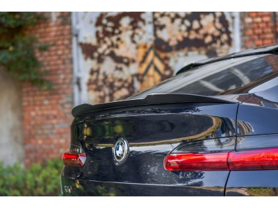BMW X4 G02 MX Rear Wing Extension