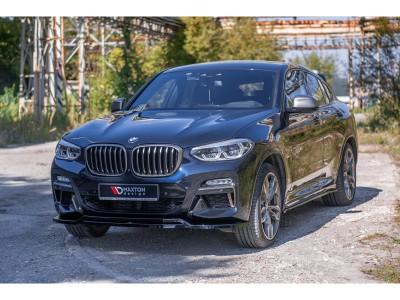 BMW X4 G02 MX Seitenschwelleransatze