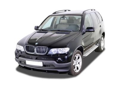 BMW X5 E53 Verus-X Front Bumper Extension