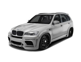 BMW X5 E70 Facelift Atex Wide Body Kit