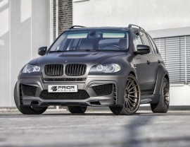 BMW X5 E70 Proteus Wide Body Kit