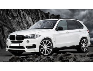 BMW X5 F15 Jade Front Bumper Extension